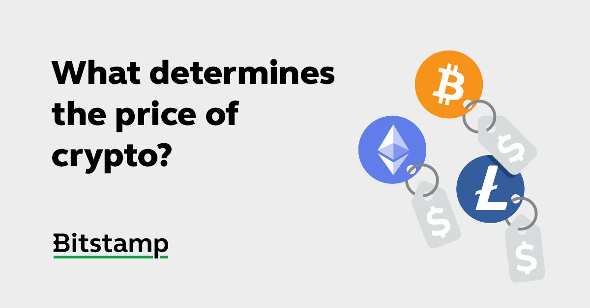What-determines-the-price-of-cryptocurrencies