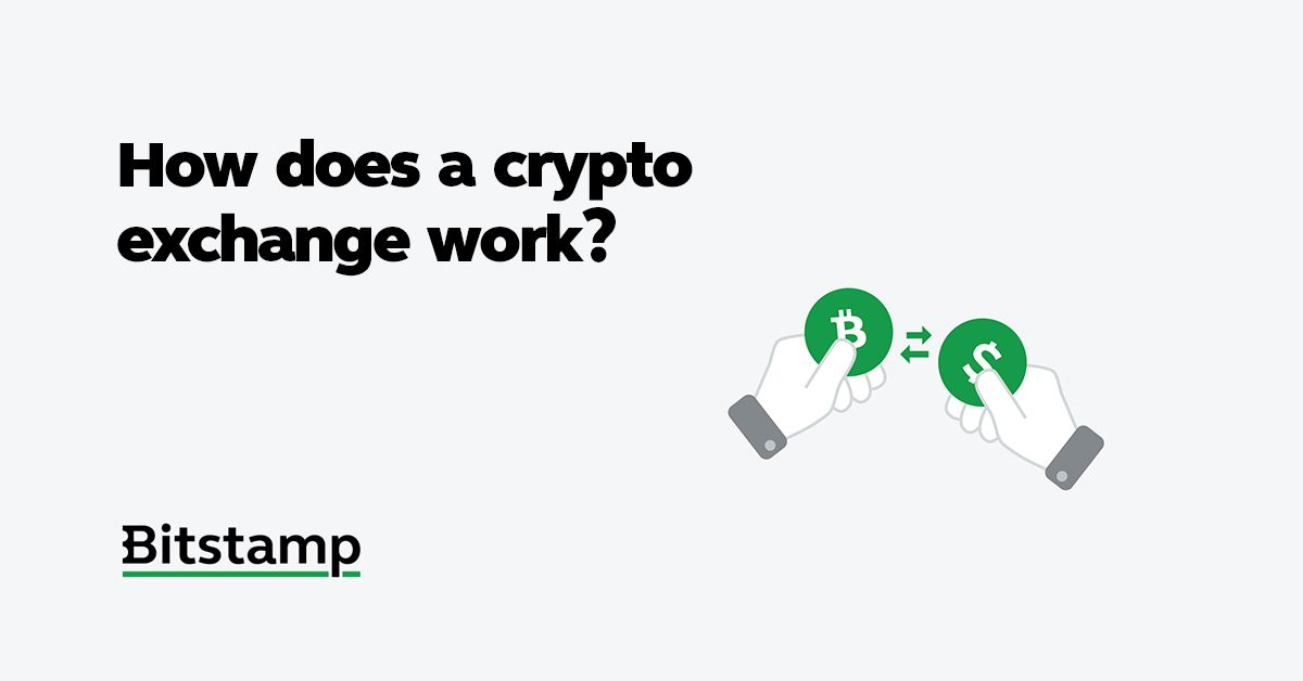 How-does-a-crypto-exchange-work